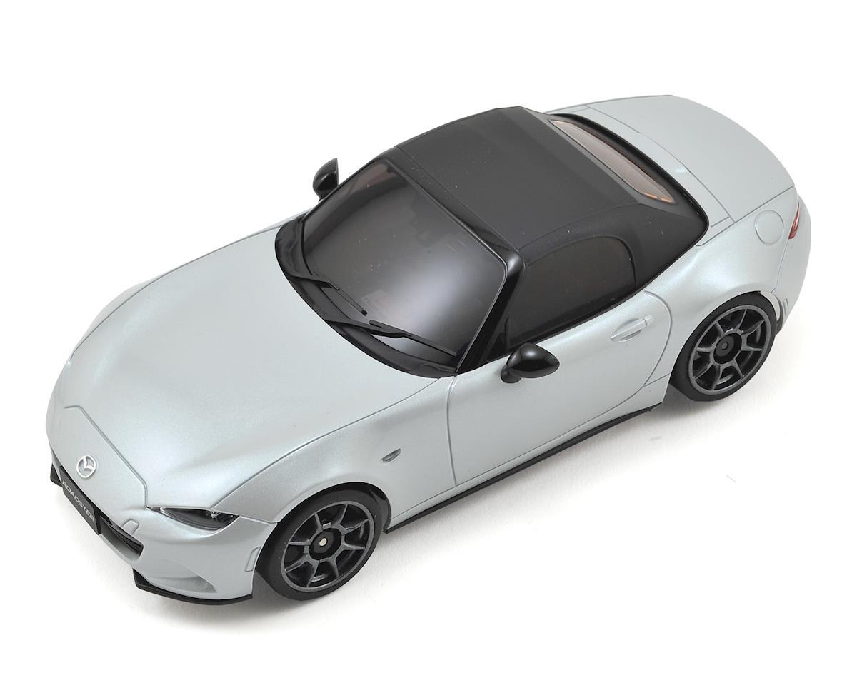 Kyosho MR-03S2 Mini-Z Racer Sports ReadySet w/Mazda Body (Ceramic Metallic)