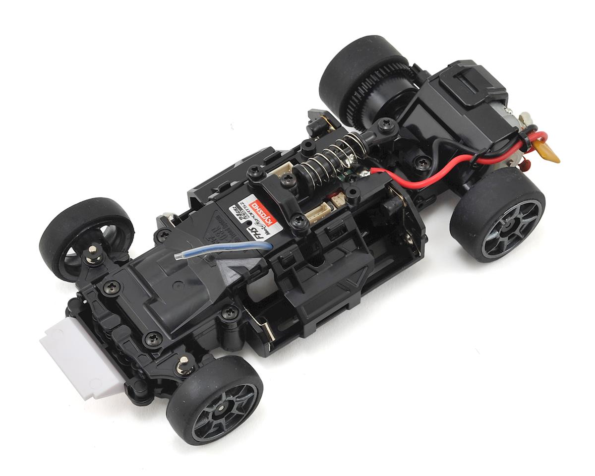Kyosho MR-03S2 Mini-Z Racer Sports ReadySet w/Mazda Body (Ceramic Metallic)