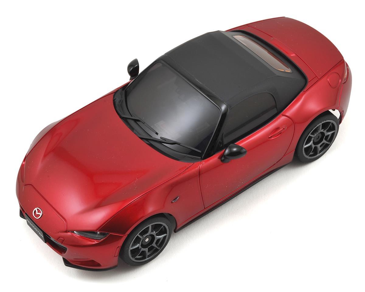 MR-03S2 Mini-Z Racer Sports ReadySet w/Mazda Body (Red) by Kyosho