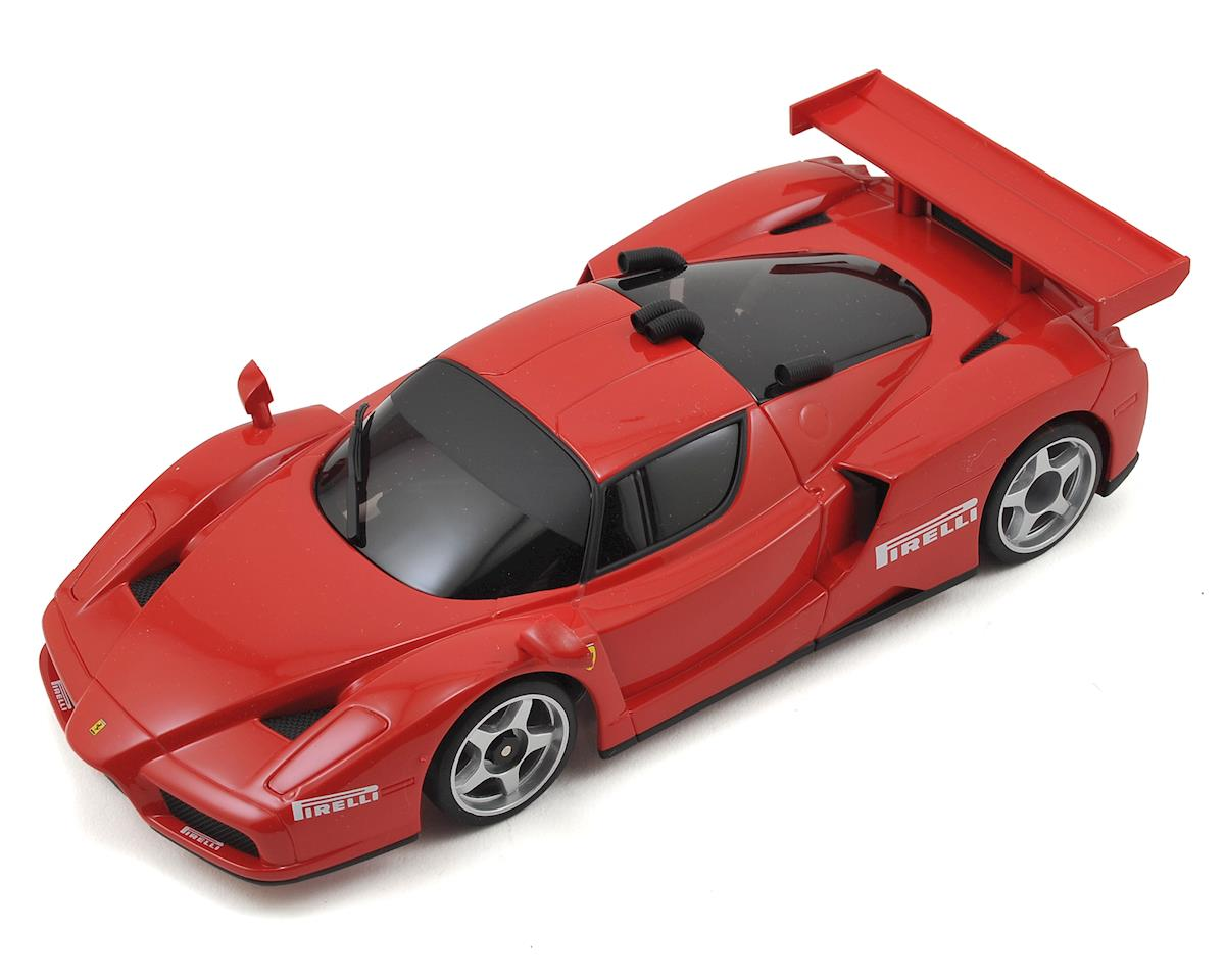 "Kyosho MR-03S2 Mini-Z Racer Sports ReadySet w/Ferrari Enzo ""GT Concept"" Body"