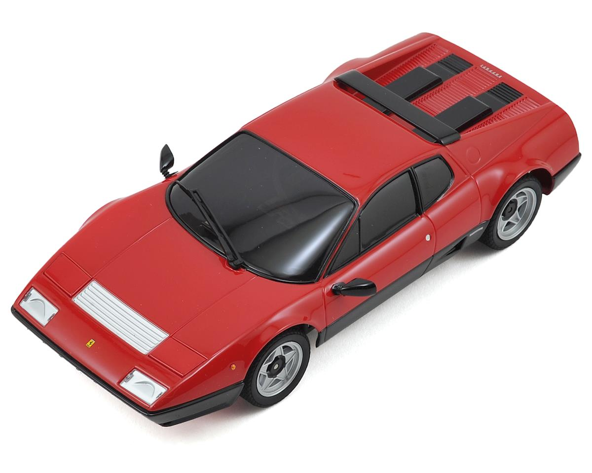 Kyosho MR-03S2 Mini-Z Sports 2 ReadySet w/Ferrari 512BB Body (Red)