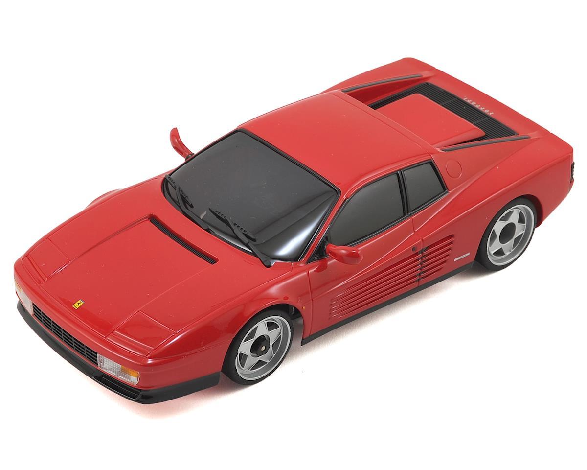Kyosho MR-03S2 Mini-Z Sports 2 ReadySet w/Ferrari Testarossa Body