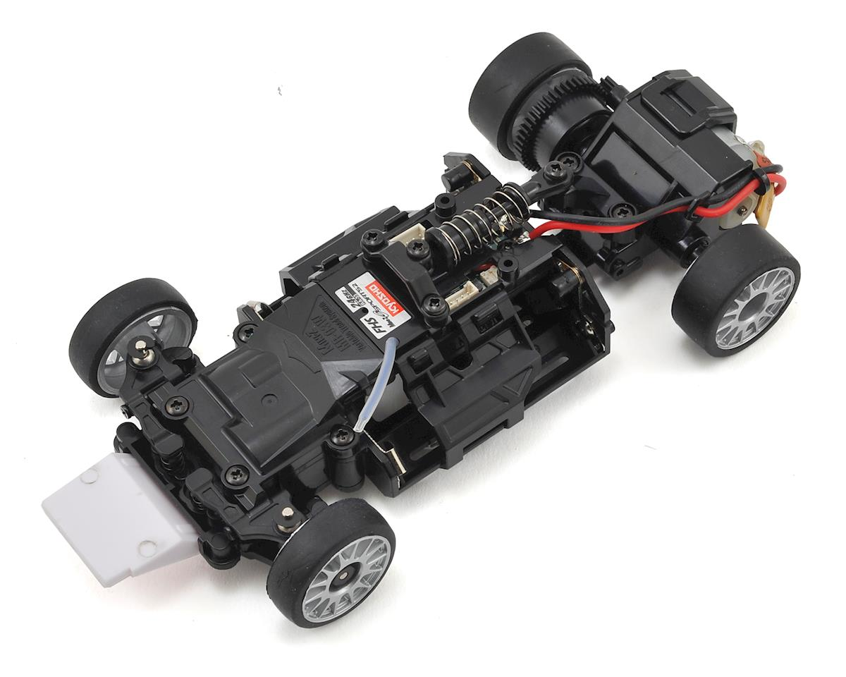 MR-03S2 Mini-Z Racer Sports ReadySet w/Ferrari 360GTC Body (Red) by Kyosho