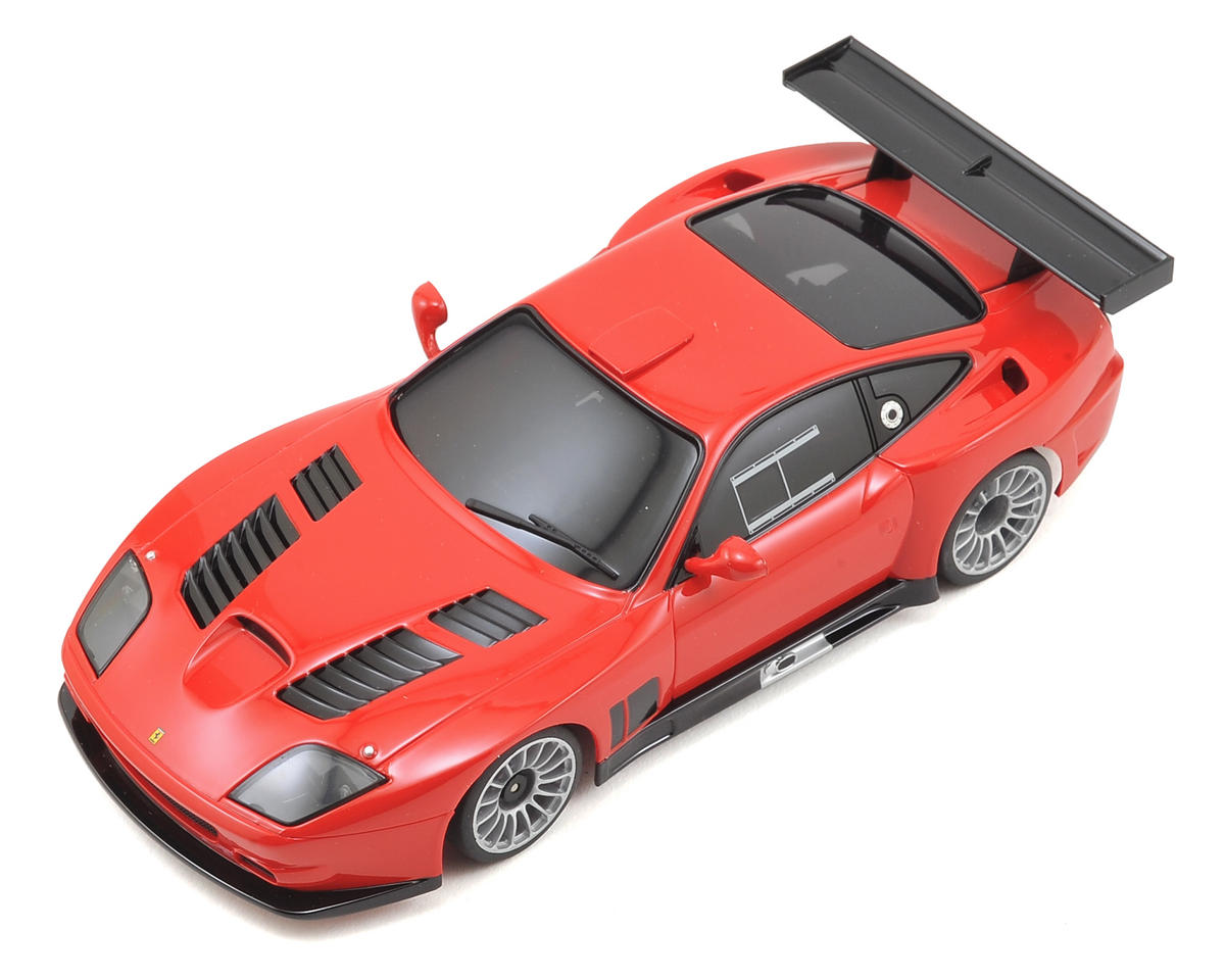 Kyosho MR-03S2 Mini-Z Sports 2 ReadySet w/Ferrari 575GTC Body