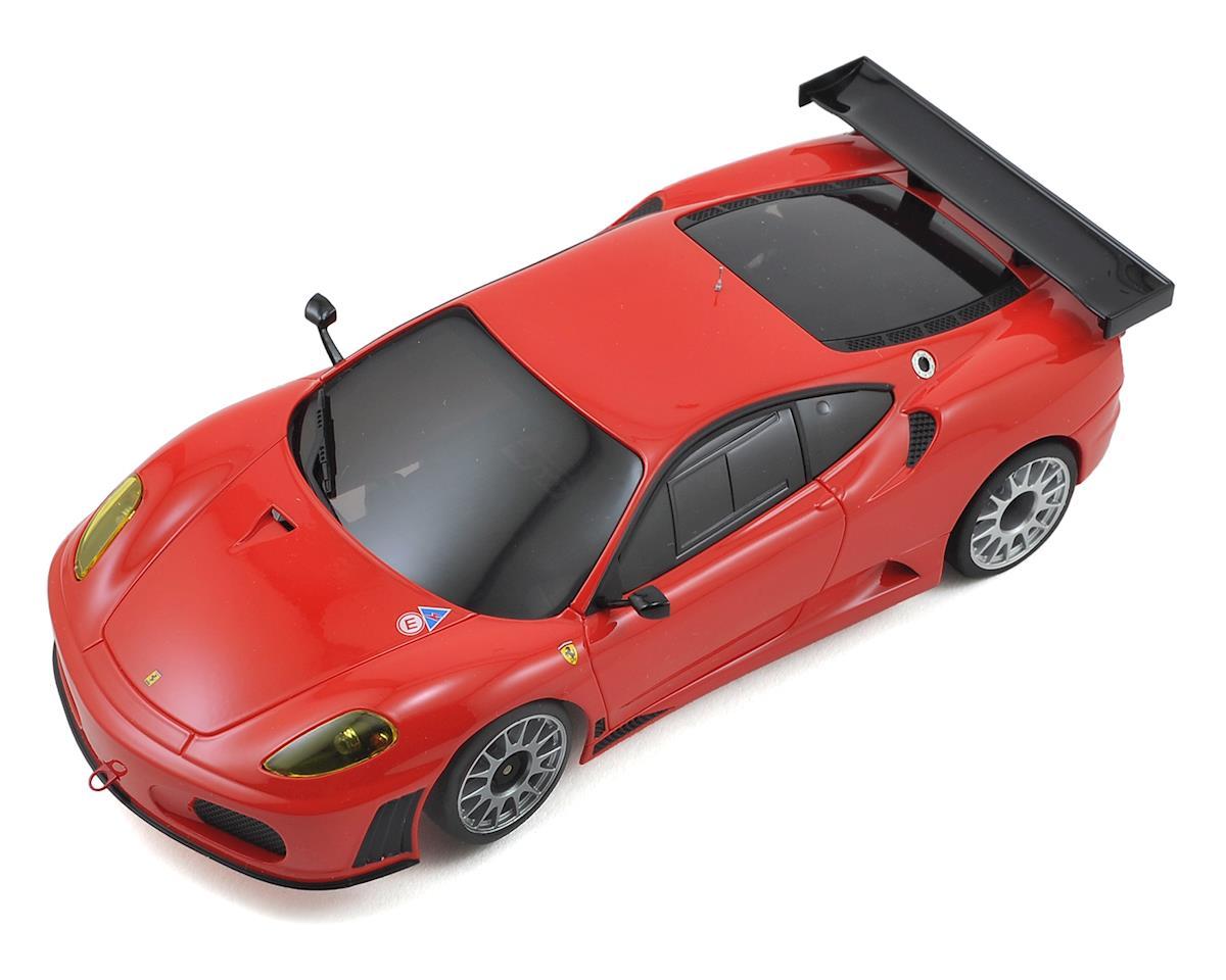 Kyosho MR-03S2 Mini-Z Sports 2 ReadySet w/Ferrari 430GT Body (Red)