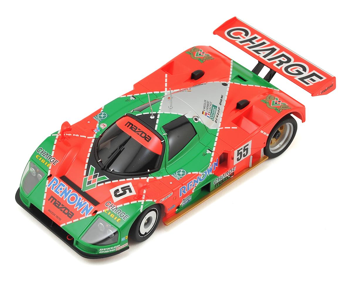 Kyosho MR-03S2 Mini-Z Racer Sports ReadySet w/Mazda 787B No.55 LM Body