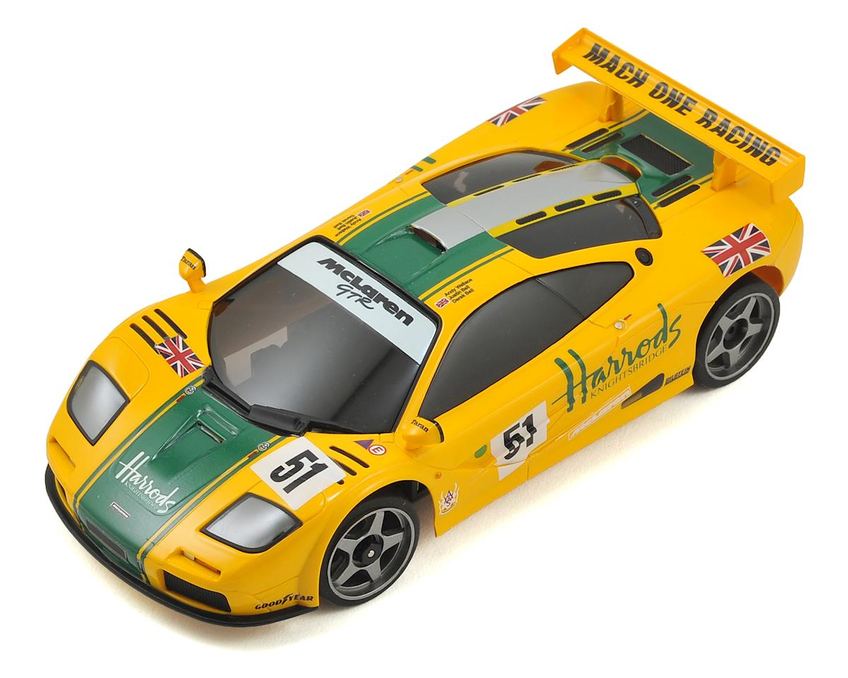 MR-03S2 Mini-Z Racer Sports ReadySet w/McLaren 1995 F1 GTR No. 51 LM by Kyosho