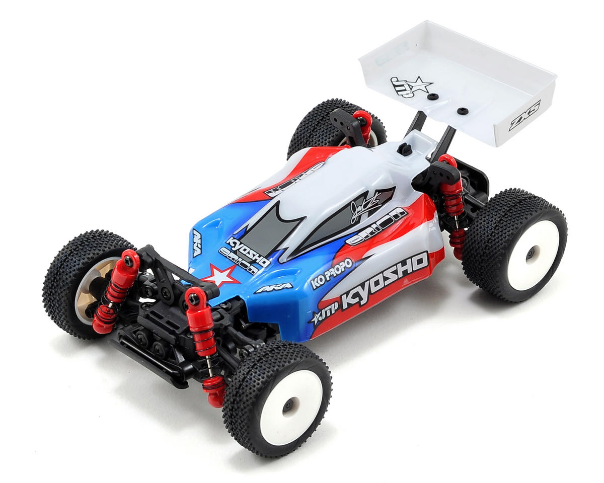 Kyosho MB-010 Mini-Z Lazer ZX-5 ARR Chassis Set w/Jared Tebo Body