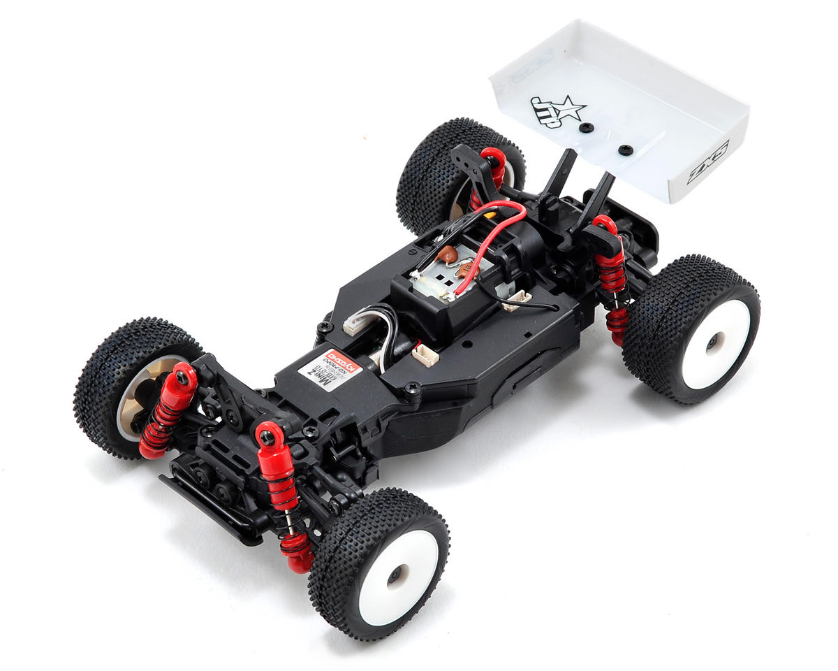 Kyosho MB-010 Mini-Z Lazer ZX-5 Readyset Chassis w/Jared Tebo Body & ASF 2.4GHz Radio System