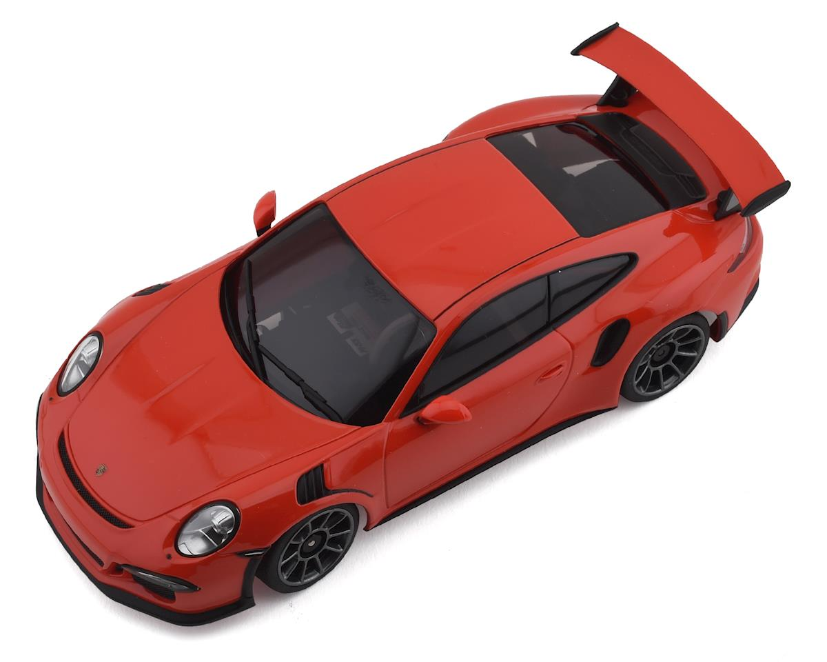 Kyosho MR-03 RWD Mini-Z ReadySet w/Porsche 911 GT3 RS (Lava Orange)