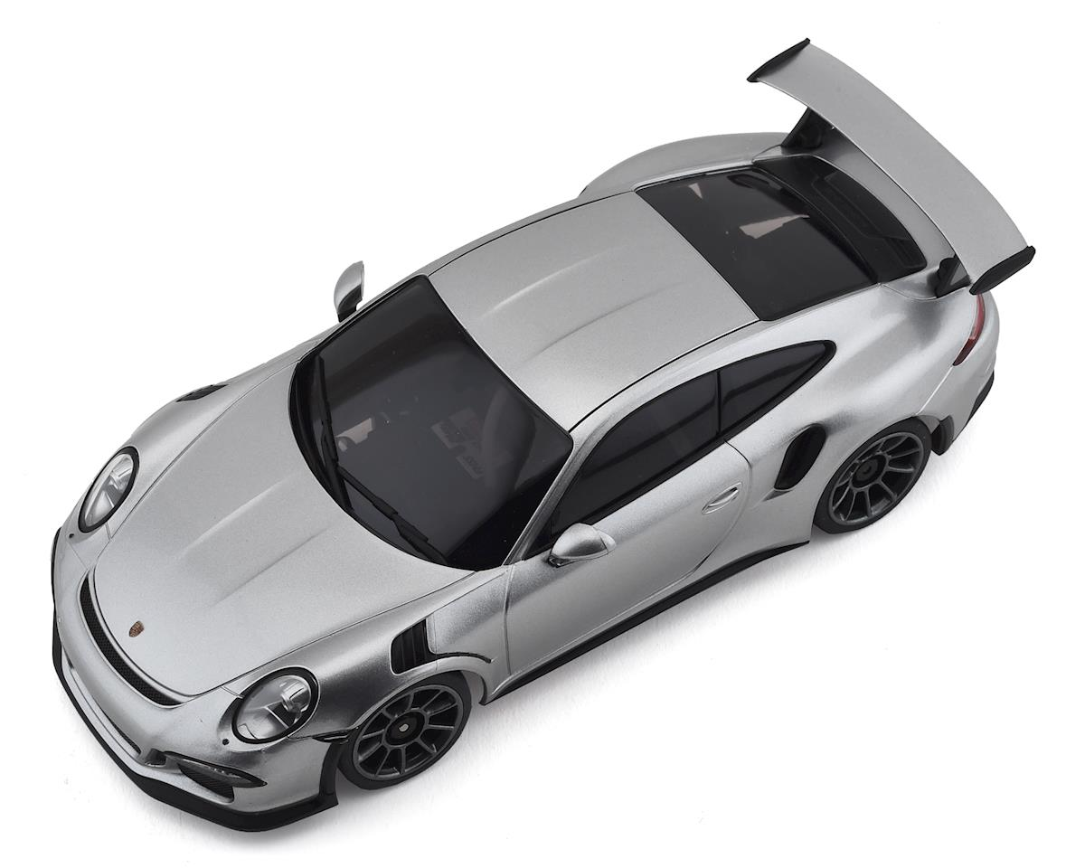 Kyosho MR-03 RWD Mini-Z ReadySet w/Porsche 911 GT3 RS (Silver)