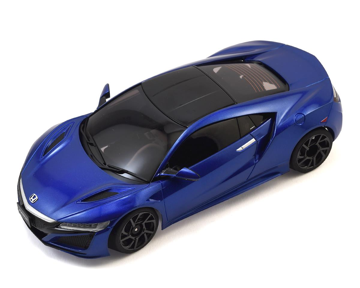 Kyosho MR-03 RWD Mini-Z ReadySet w/NSX Valencia Body (Blue)