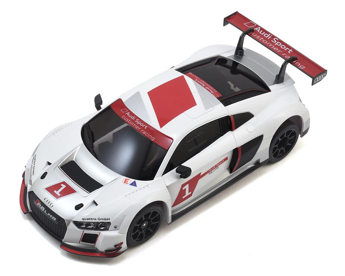 Kyosho MR-03S2 Mini-Z Racer Sports 2 ReadySet w/Audi R8 2015 LMS Body (White)