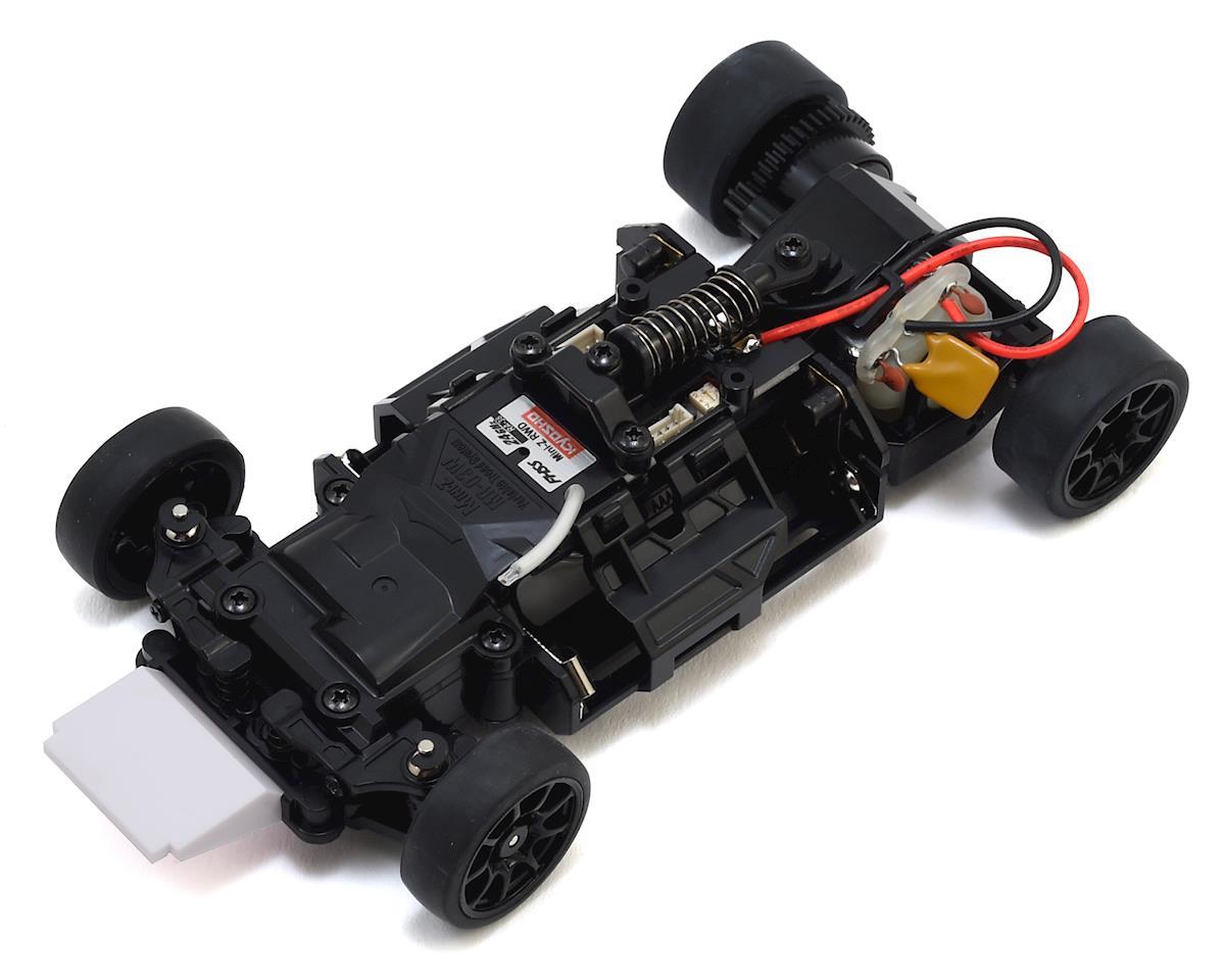 Kyosho MR-03S2 Mini-Z Racer Sports 2 ReadySet w/Audi R8 2015 LMS Body (White)