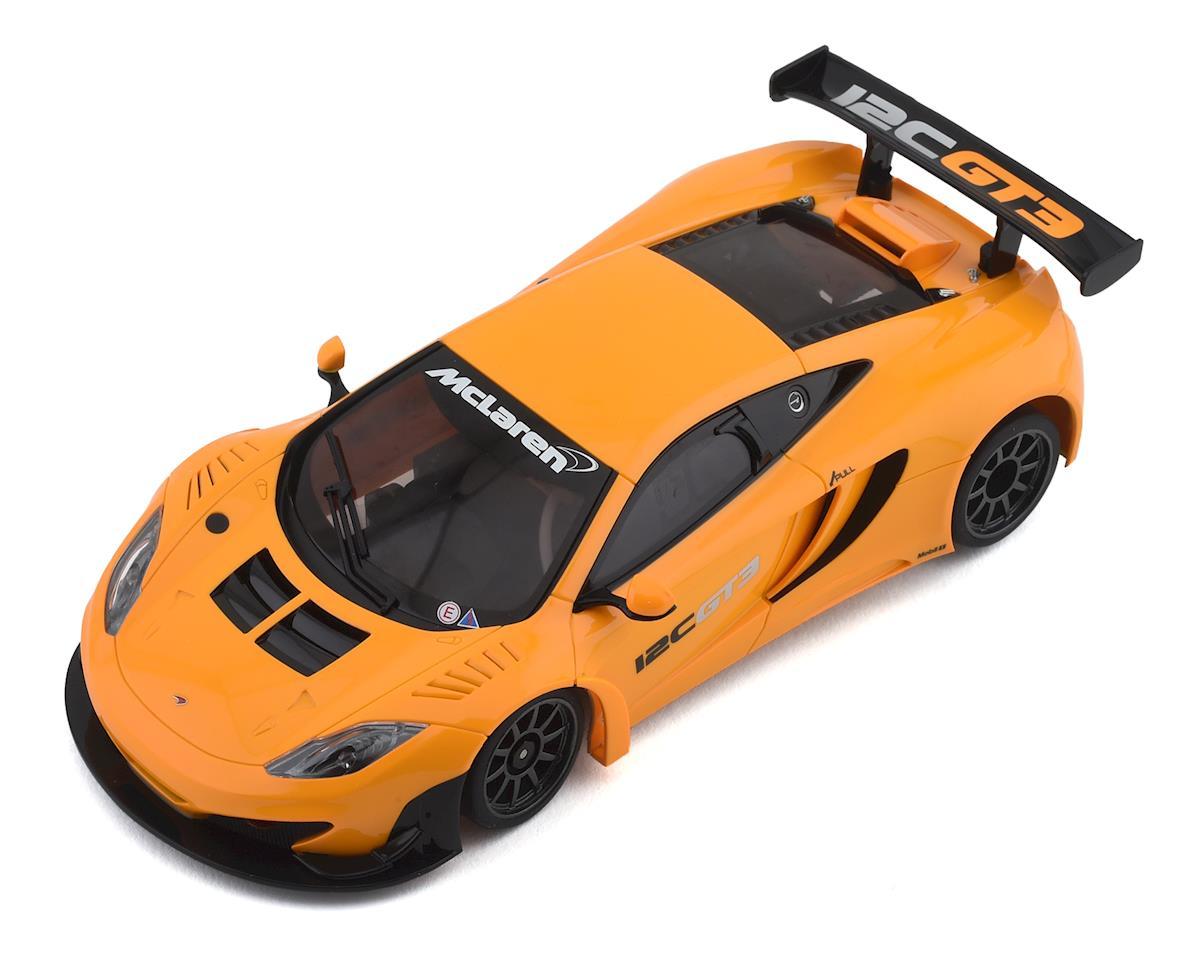 Kyosho MR-03 Mini-Z RWD ReadySet w/McLaren 12C GT3 2013 (Orange)