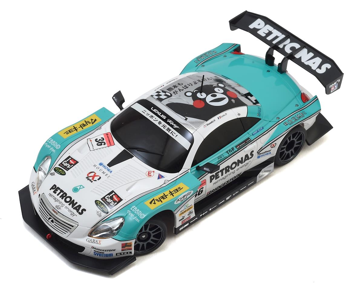 MR-03S2 Mini-Z Racer Sports 2 ReadySet w/Petronas 2012 TOMS SC430 Body
