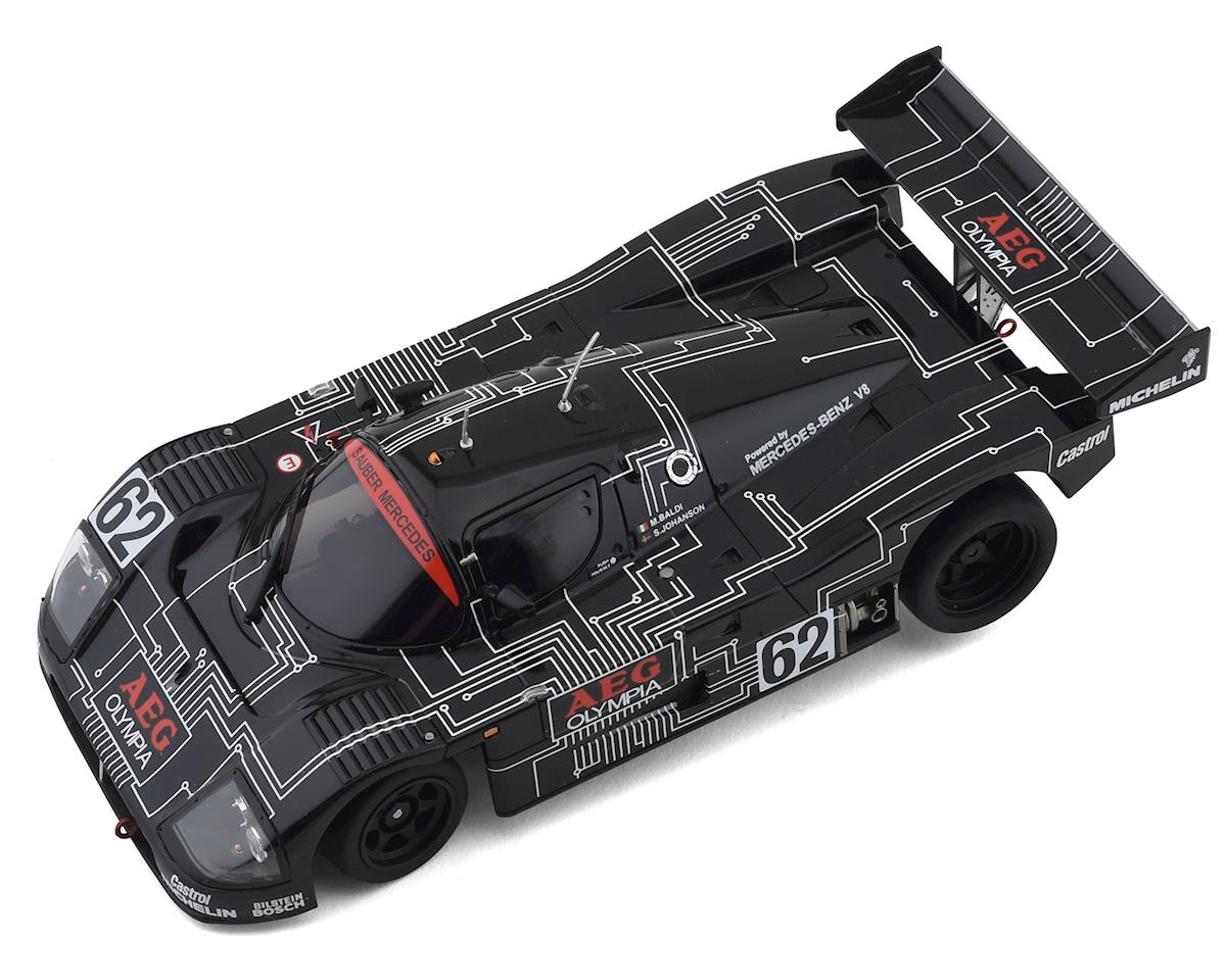 Kyosho MR-03 Mini-Z RWD ReadySet w/Sauber Mercedes C9 Body