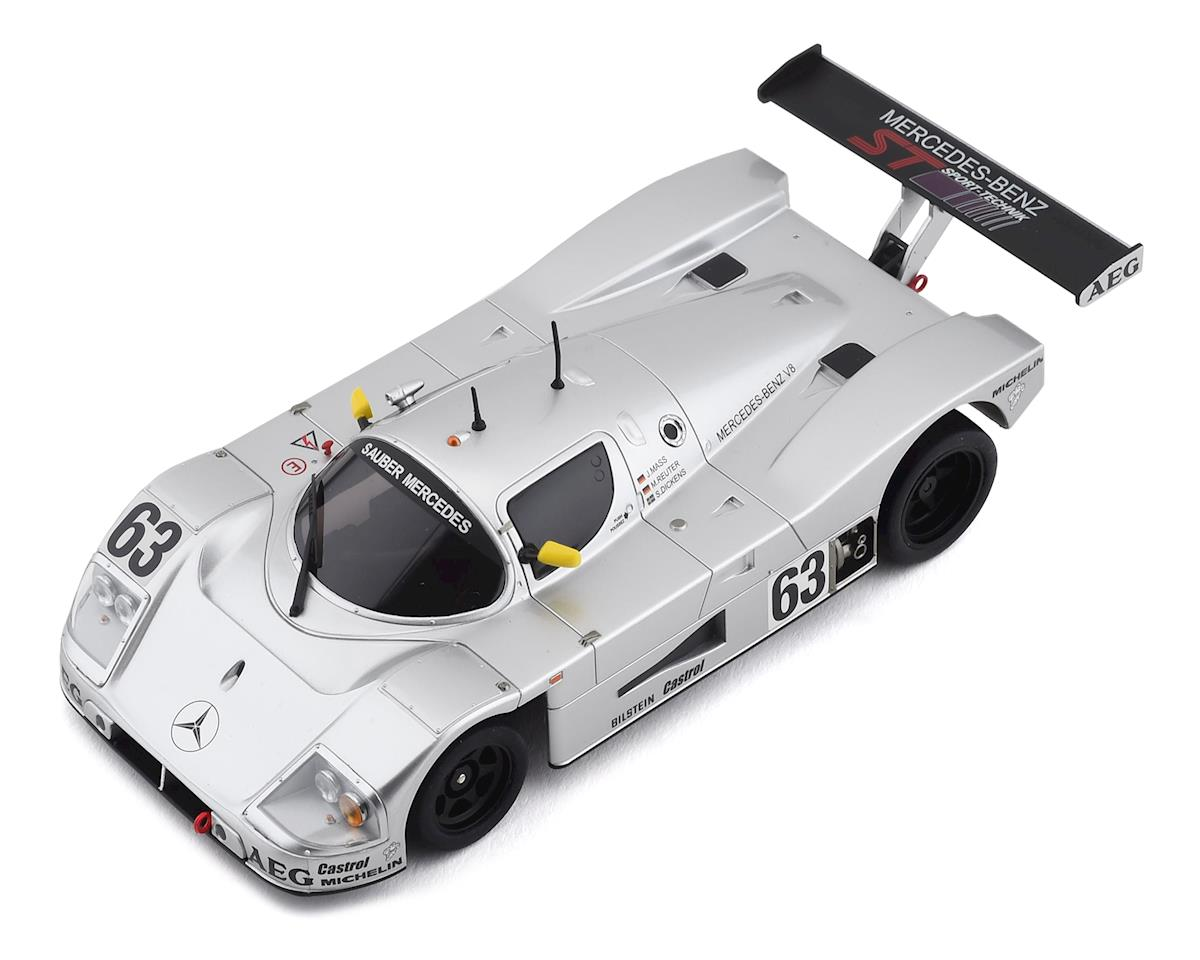 Kyosho MR-03 Mini-Z Racer Sports 2 ReadySet w/Sauber-Mercedes C9 No. 63 LM 1989