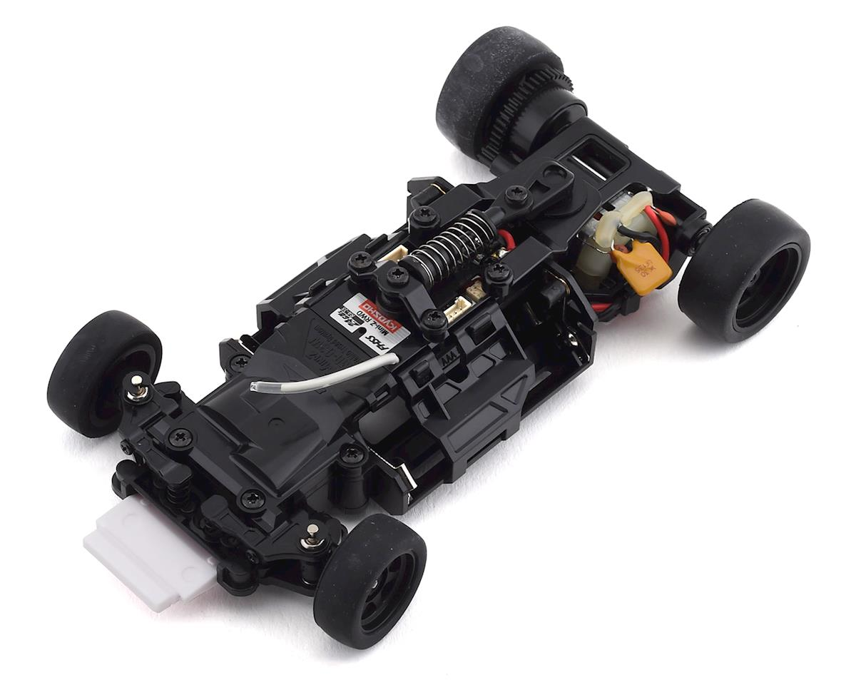 Kyosho MR-03 Mini-Z Racer Sports 2 ReadySet w/Sauber-Mercedes C9 No. 63 LM 1989