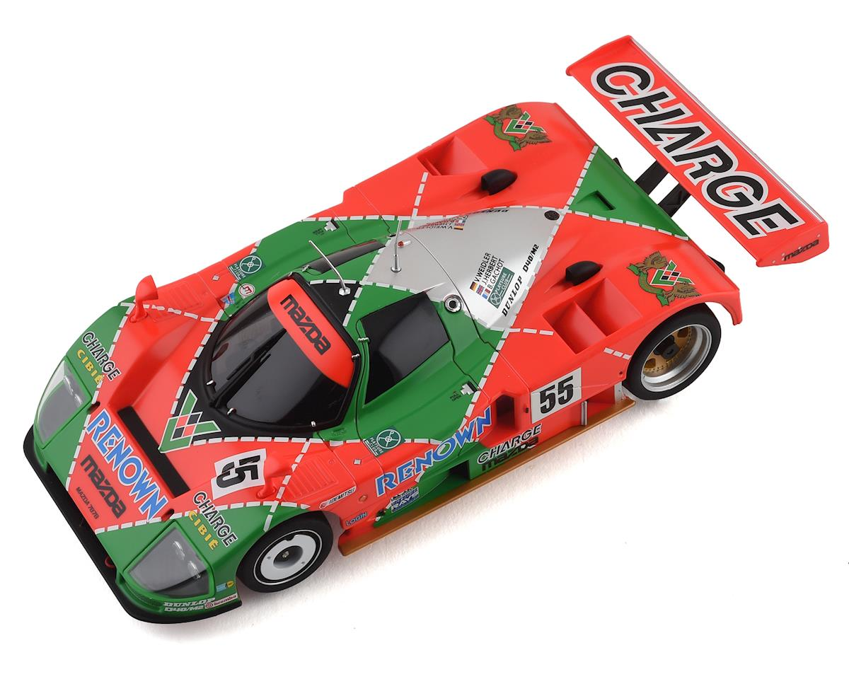 Kyosho MR-03 RWD Mini-Z ReadySet w/Mazda 787B No.55 1991 Le Mans Winner Body