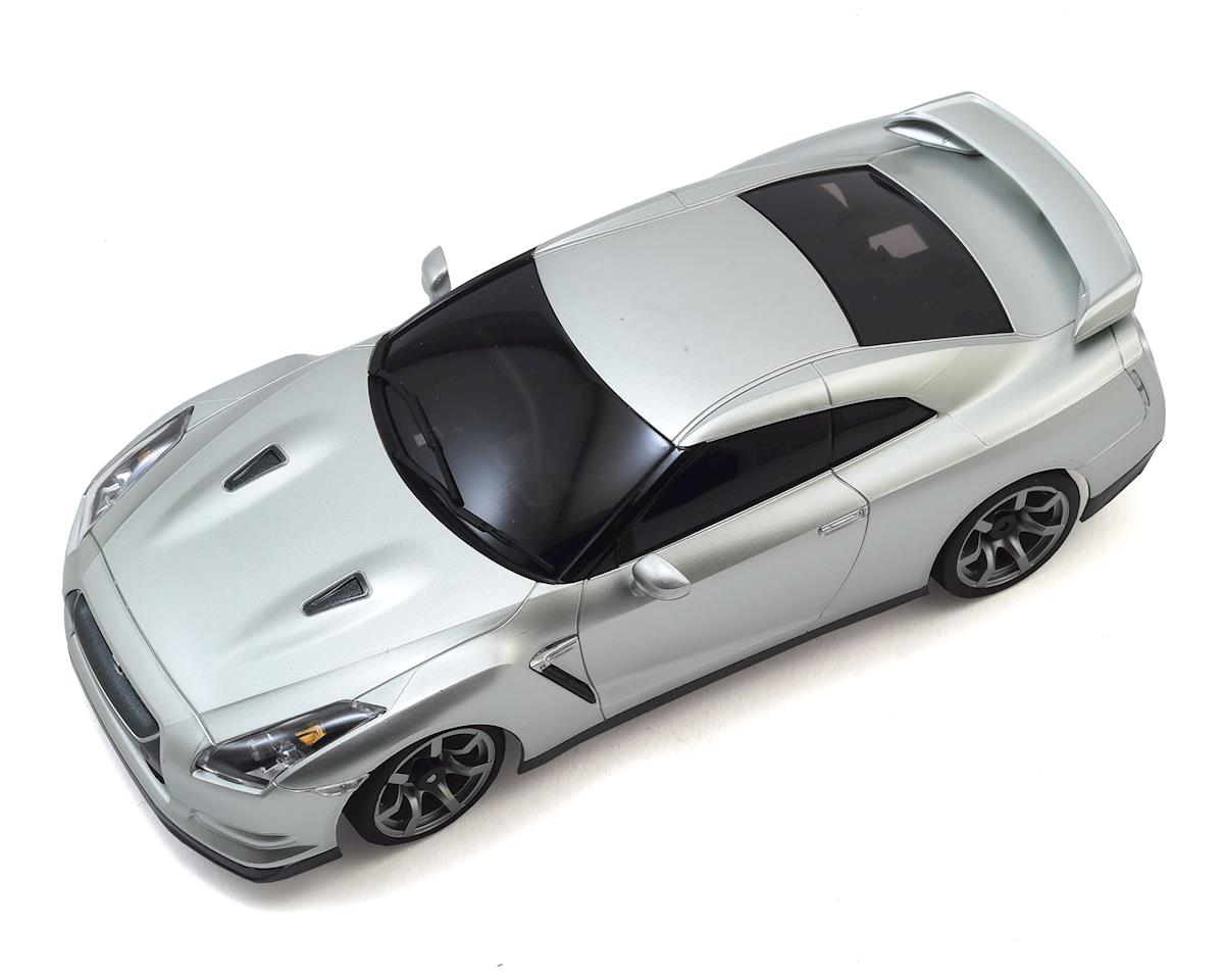 Kyosho MR-03S2 Mini-Z Racer Sports 2 ReadySet w/Nissan GT-R R35 (Silver)