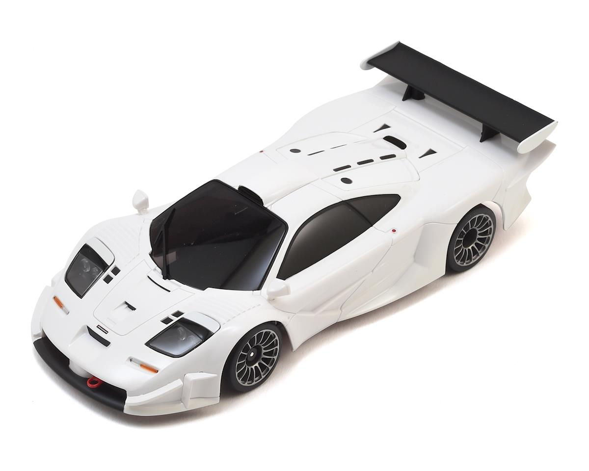 Kyosho MR-03 RS Mini-Z Sports 2 ReadySet w/McLaren F1 GTR (White)