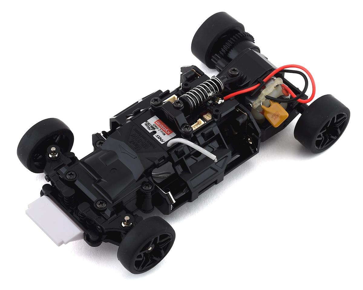 Kyosho MR-03 Mini-Z RWD ReadySet w/Corvette ZR1 Body (Gray Metallic)