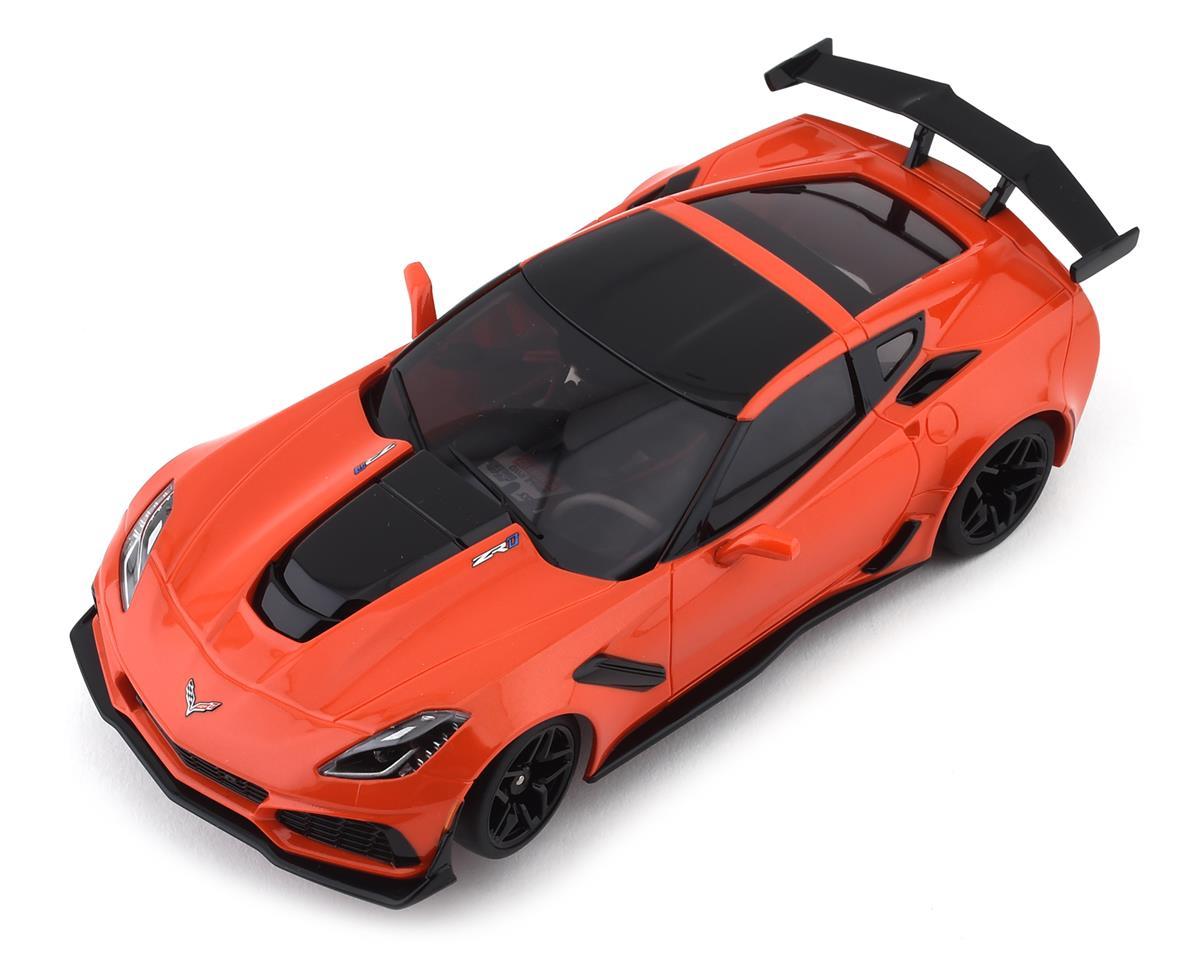 Kyosho MR-03 Mini-Z RWD ReadySet w/Corvette ZR1 Body (Sebring Orange)