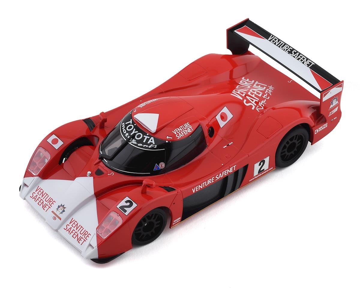 Kyosho MR-03 Mini-Z RWD ReadySet w/Toyota GT-One TS020 Body (Red)