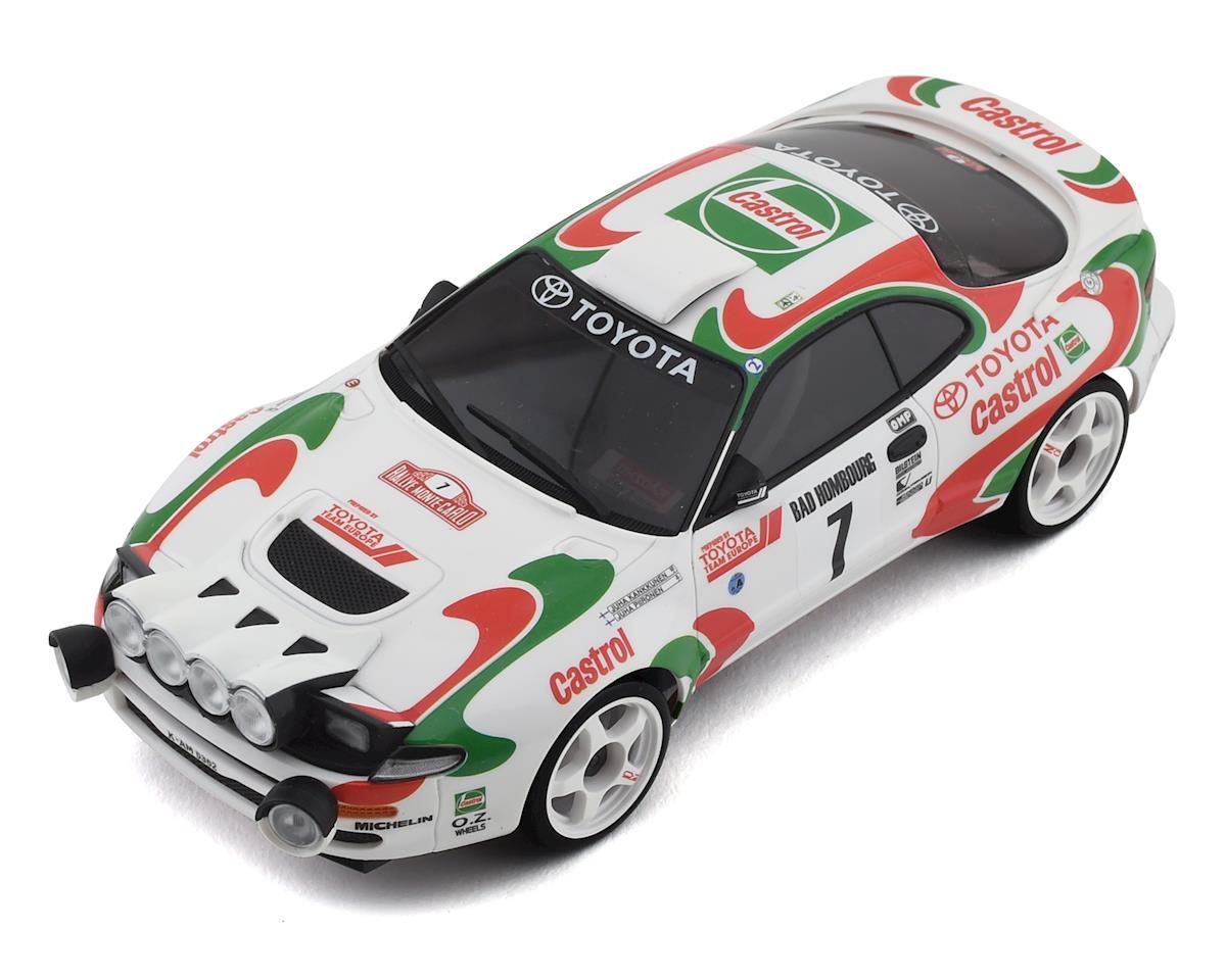 Kyosho MA-020 Mini-Z AWD Readyset w/ Toyota Celica Turbo WRC Body