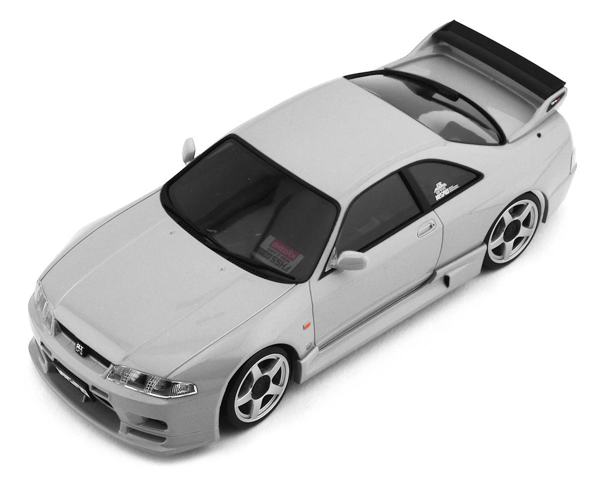 Kyosho MA-020 AWD Mini-Z ReadySet w/Nissan Skyline GT-R NISMO R33 Body