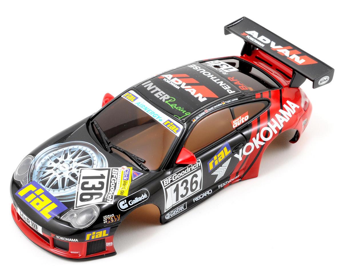 Kyosho Mr 03n Rm Arr Mini Z Chassis Set W Porsche 911 Gt3 Rsr No136 Wiring Up Additional Front Driving Lights Veimg2420jpg Yokohama Body Kyo32702ad B Cars Trucks Amain Hobbies