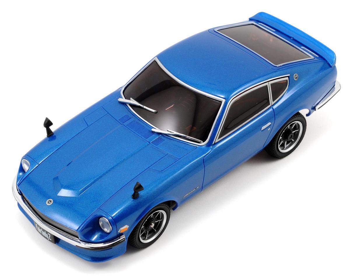 Kyosho MR-03N-RM ARR Mini-Z Chassis Set w/Fairlady 240Z-L Body (Metallic Blue)