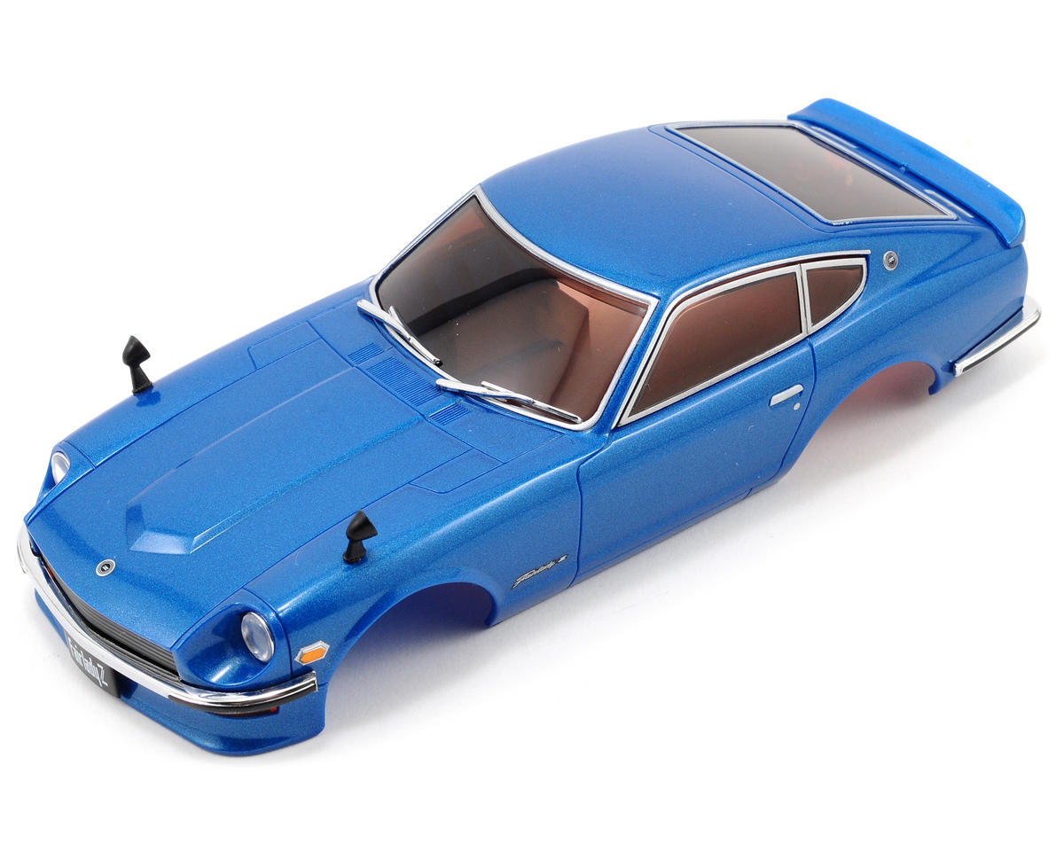 Kyosho MR-03N-RM ARR Mini-Z Chassis Set w/Fairlady 240Z-L Body (Metallic Blue)