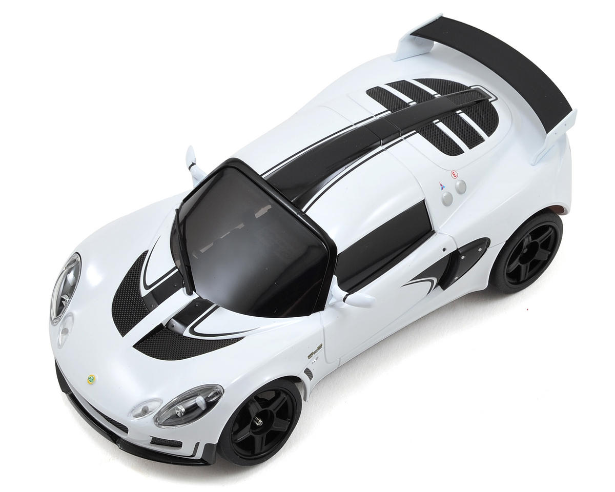 Kyosho MR-03N-RM ARR Mini-Z Chassis Set w/Lotus Exige Cup 260 Body (White)