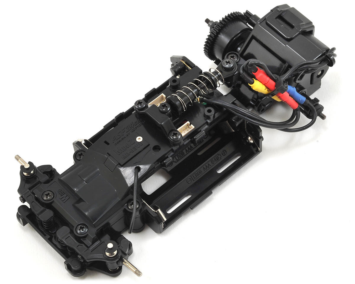 Kyosho MR-03VE Mini-Z Racer Brushless Chassis Set