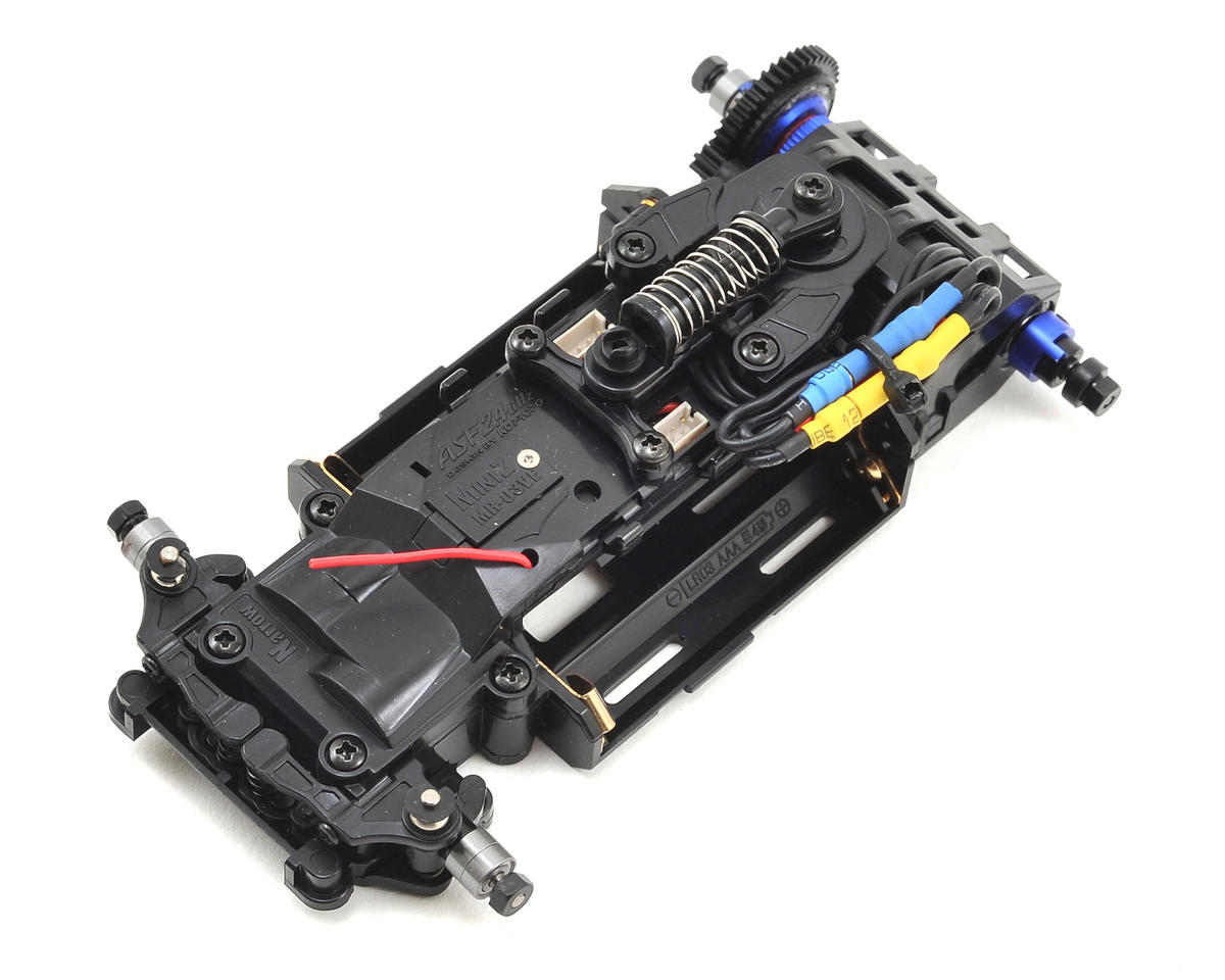 Kyosho MR-03VE Mini-Z PRO Brushless Chassis Set
