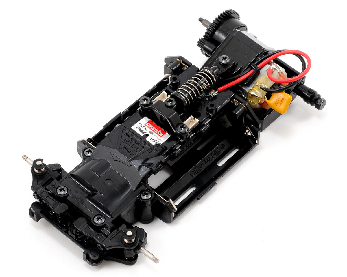 Kyosho MR-03W-MM ARR Mini-Z Chassis Set w/Lamborghini Murcielago LP670-4 SV Body
