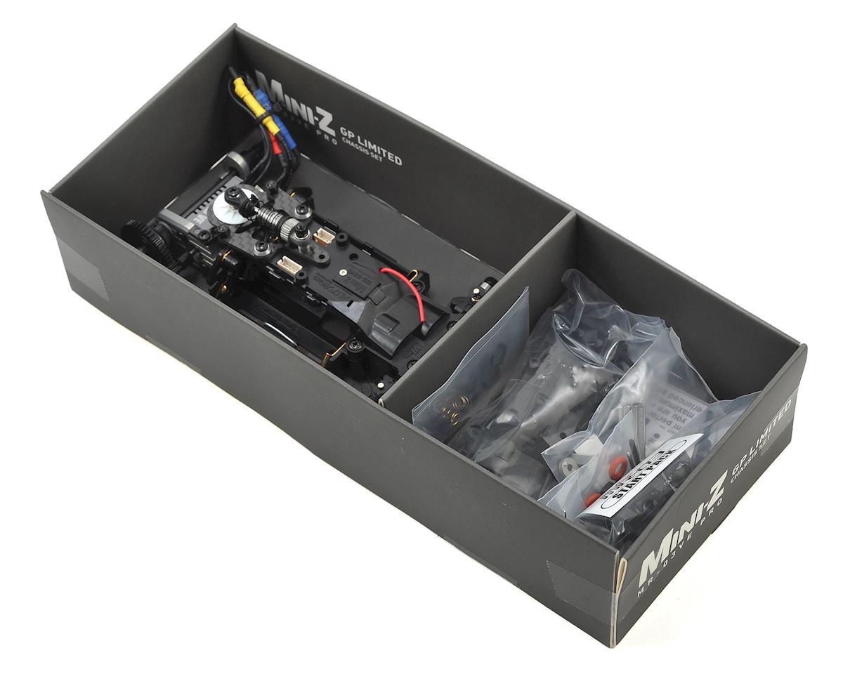 MR-03VE Pro GP Mini-Z Racer Brushless Limited Chassis Set by Kyosho