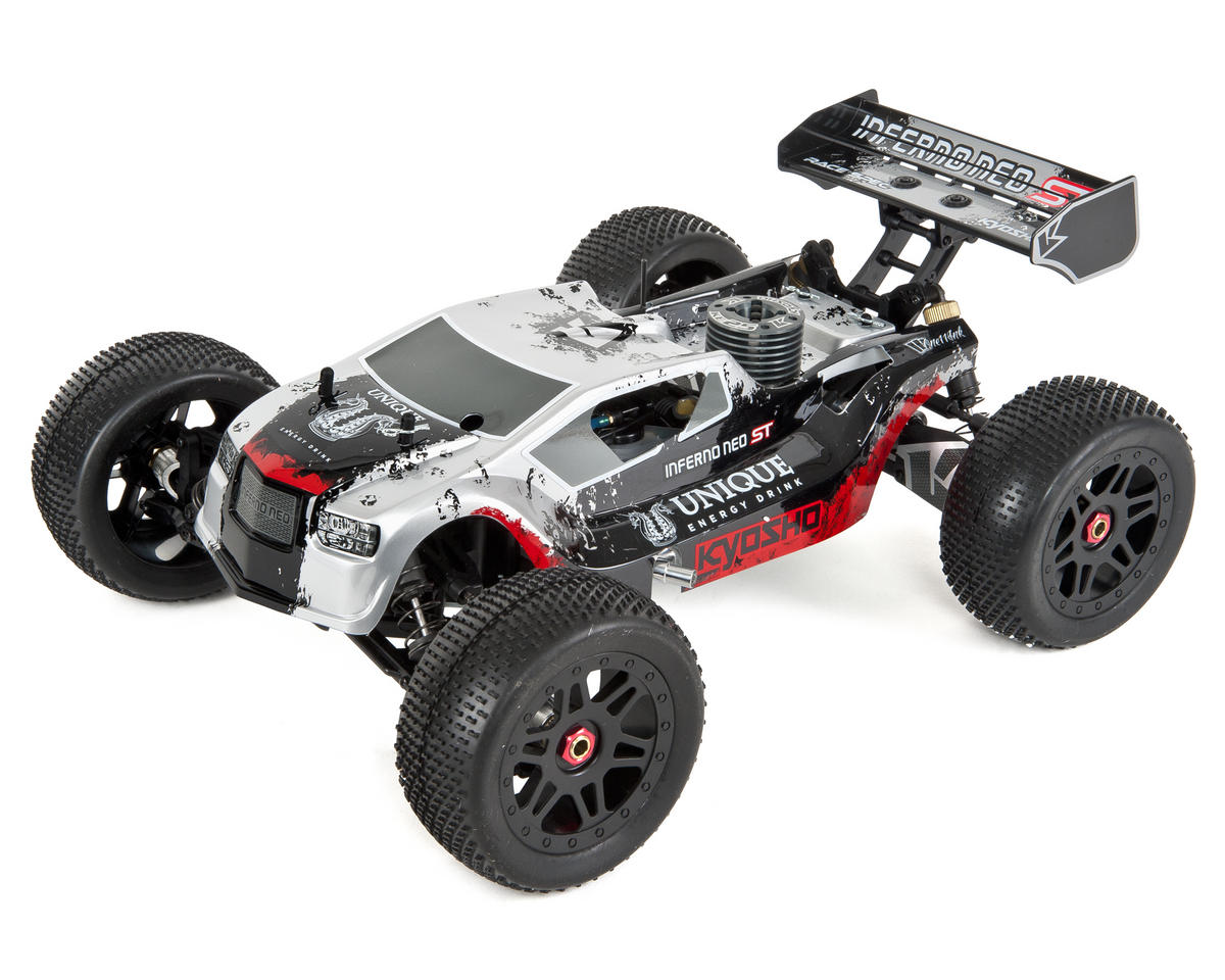 Inferno NEO ST Race Spec 2.0 ReadySet 1/8 Nitro Truck by Kyosho
