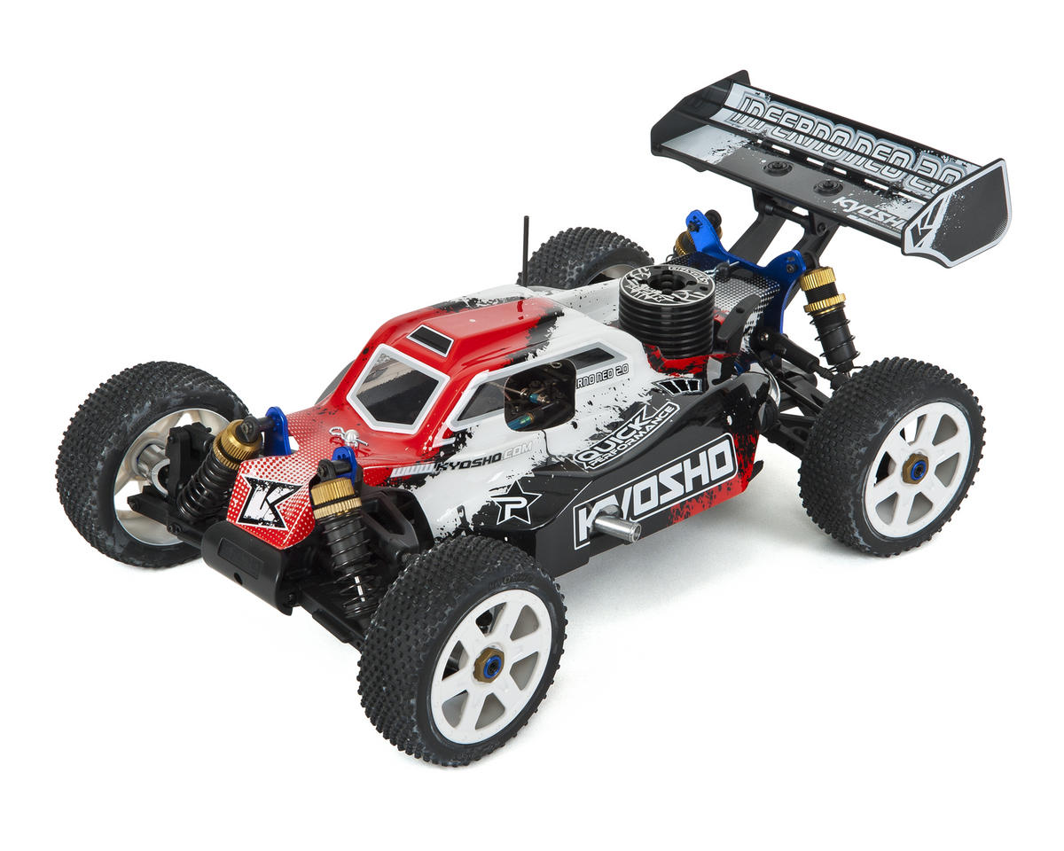 Inferno NEO 2.0 Type 3 ReadySet 1/8 Buggy (Red) by Kyosho