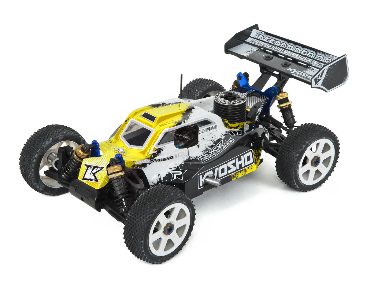 Inferno NEO 2.0 Type 4 ReadySet 1/8 Buggy (Yellow) by Kyosho