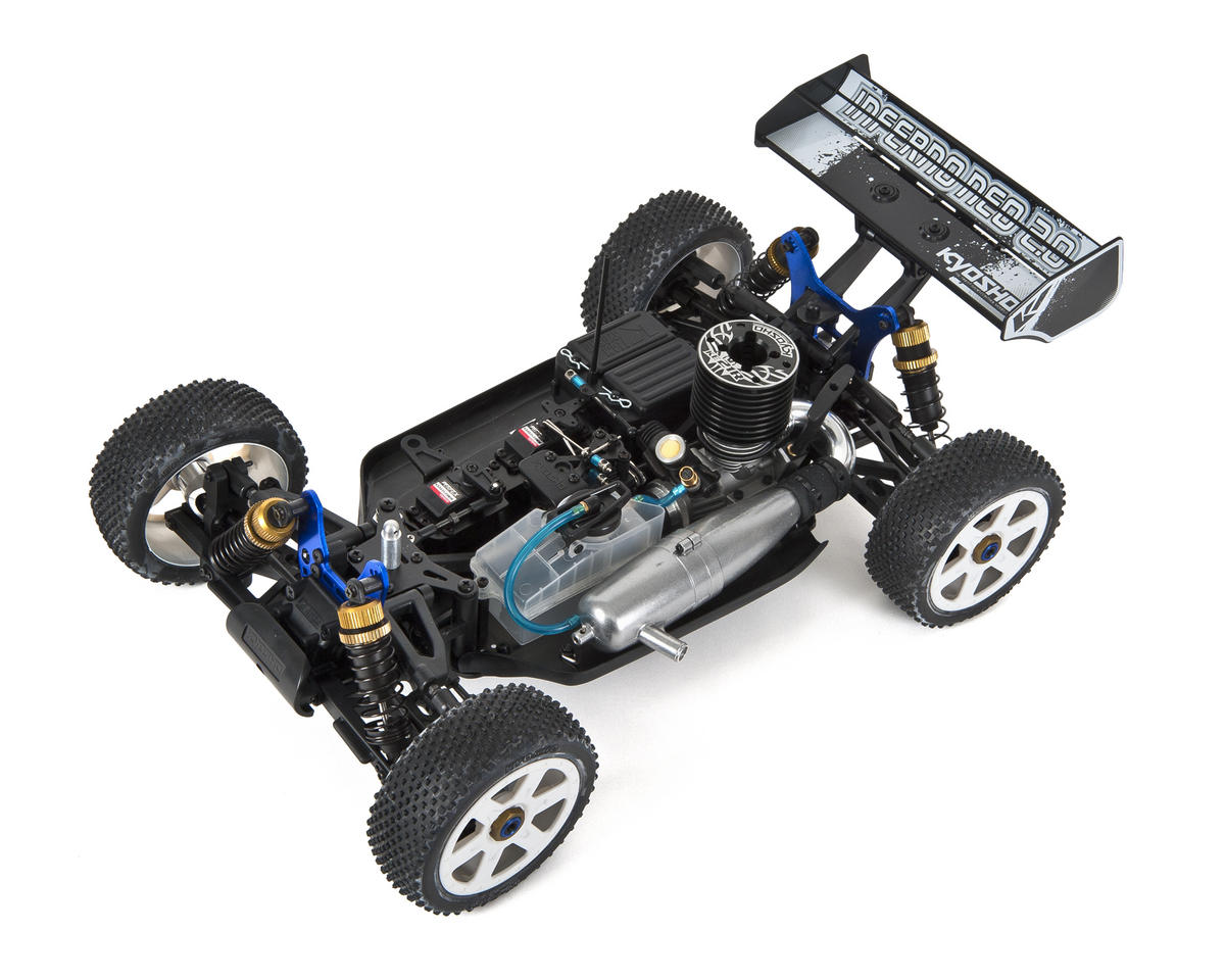 Kyosho Inferno NEO 2.0 Type 4 ReadySet 1/8 Buggy (Yellow)
