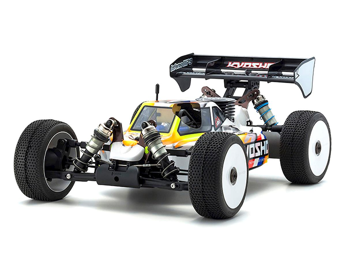 "Inferno MP9 TKI4 ""10th Anniversary Special Edition"" 1/8 Nitro Buggy Kit by Kyosho"