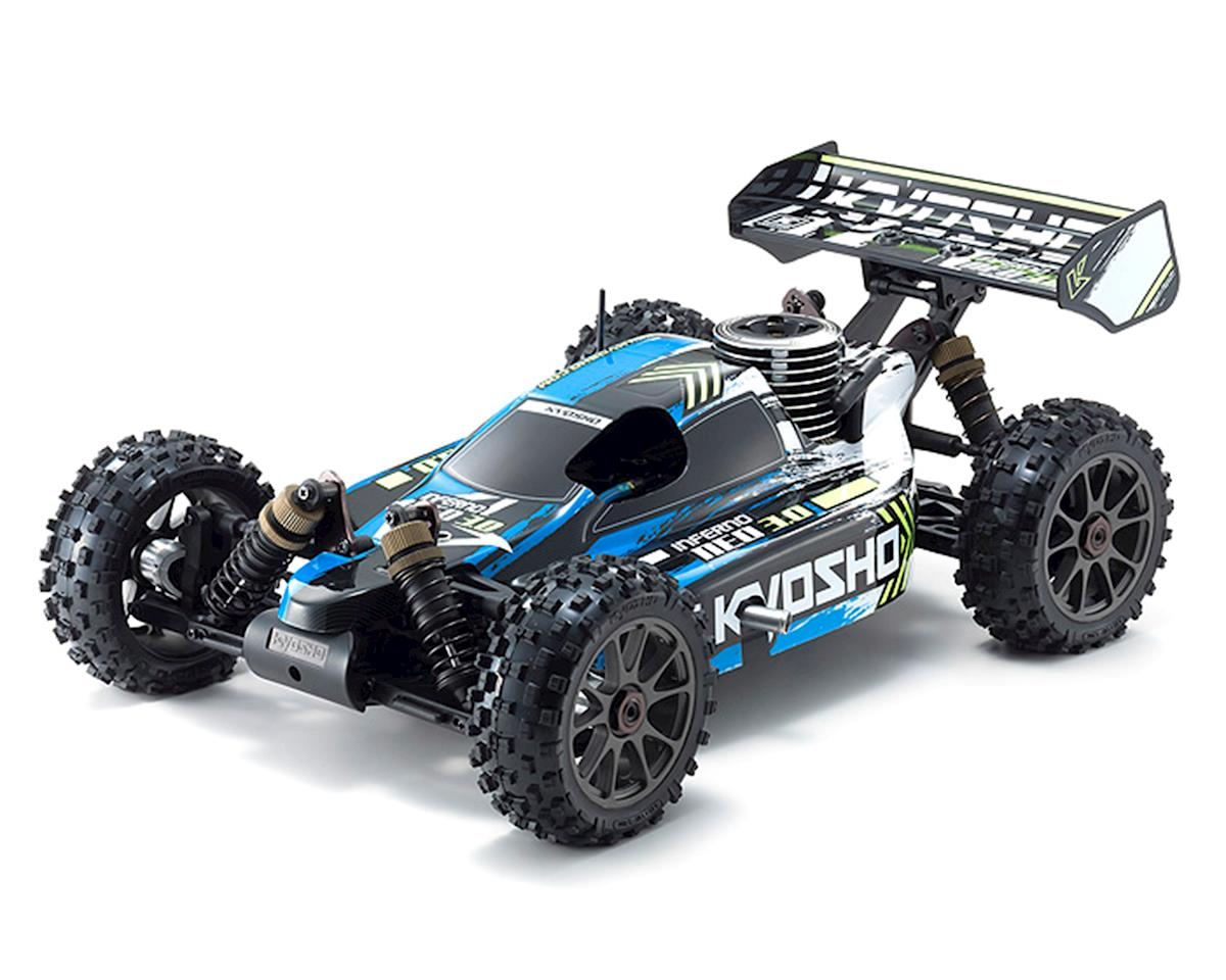 Kyosho Inferno NEO 3.0 Type-1 ReadySet 1/8 Off Road Buggy (Blue)