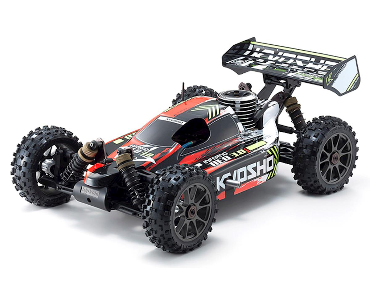 Kyosho Inferno NEO 3.0 Type-2 ReadySet 1/8 Off Road Buggy (Red)