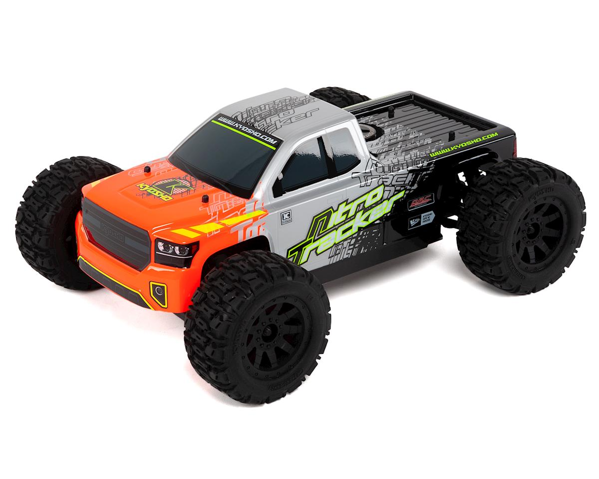 Kyosho Nitro Tracker QRC GP ReadySet 1/10 Monster Truck