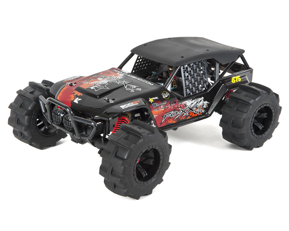 FO-XX Nitro ReadySet 1/8 4WD Monster Truck