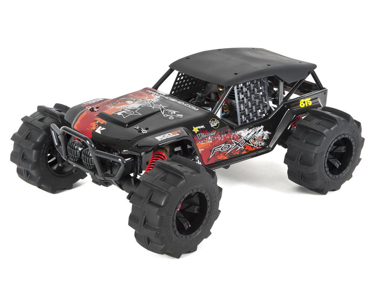 Kyosho Fo Xx Nitro Readyset Monster Truck