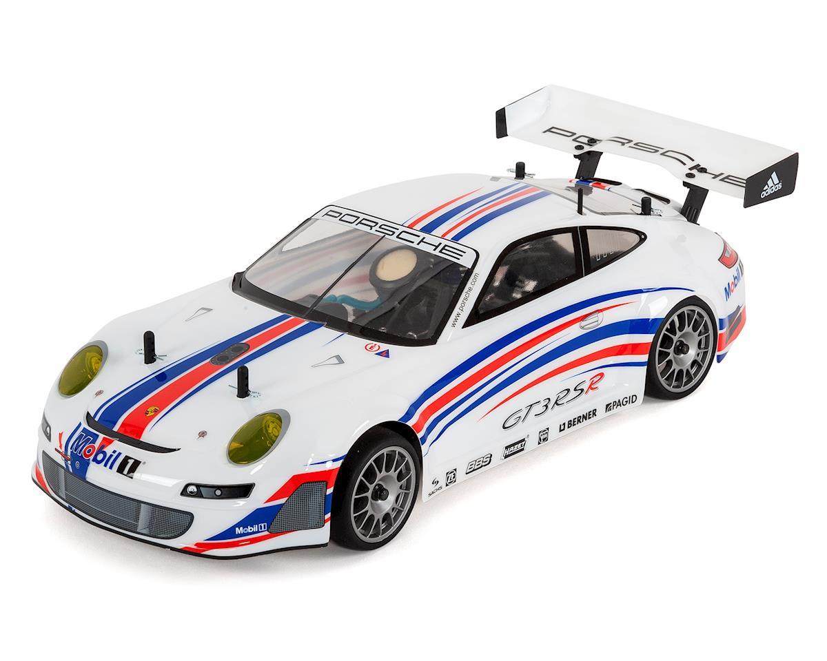 Kyosho FW06 Porsche 911 GT3 RSR ReadySet 1/10 Nitro Touring Car